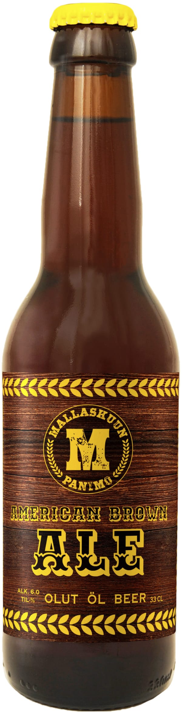 Mallaskuun American Brown Ale