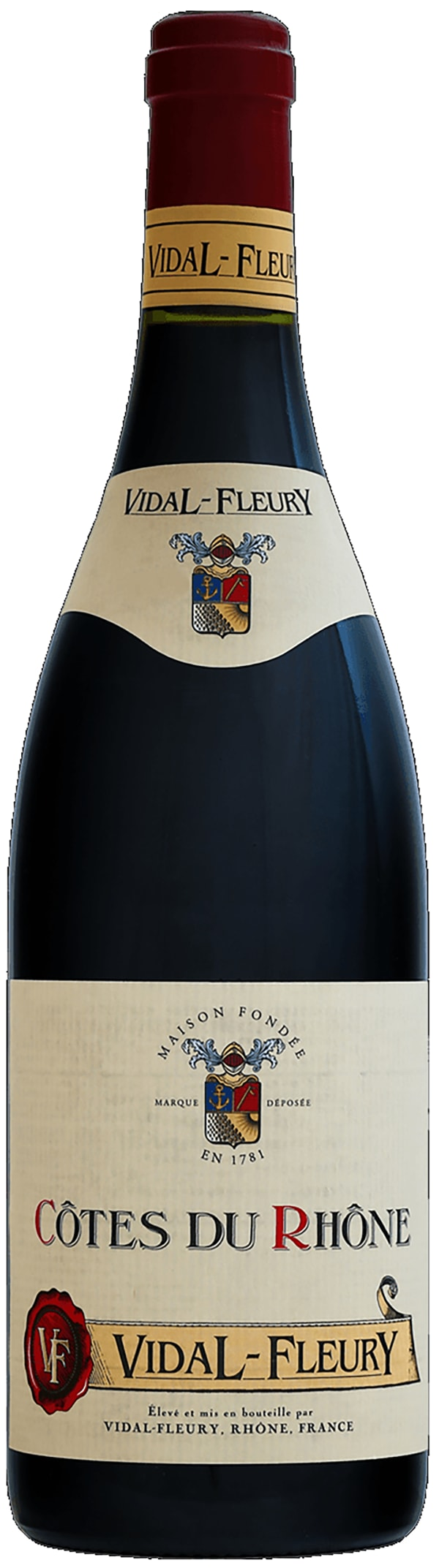 Vidal-Fleury Côtes du Rhône 2013