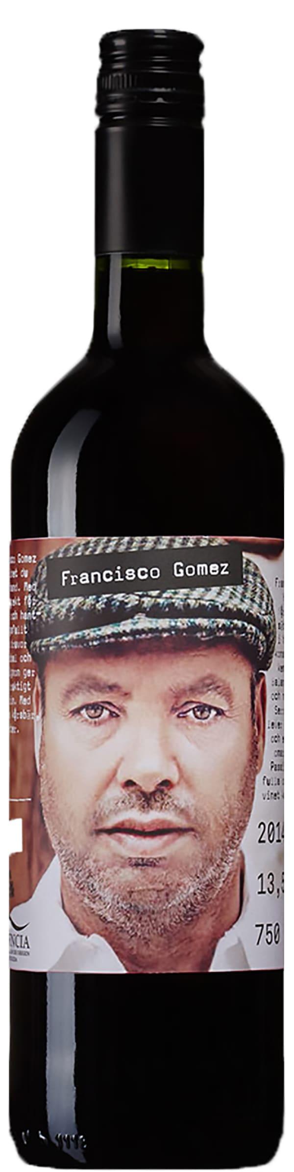 Francisco Gomez Eko Red 2015