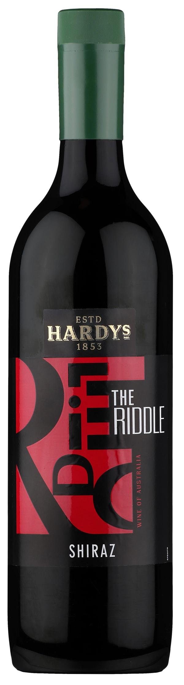 Hardys The Riddle Shiraz 2016 plastflaska