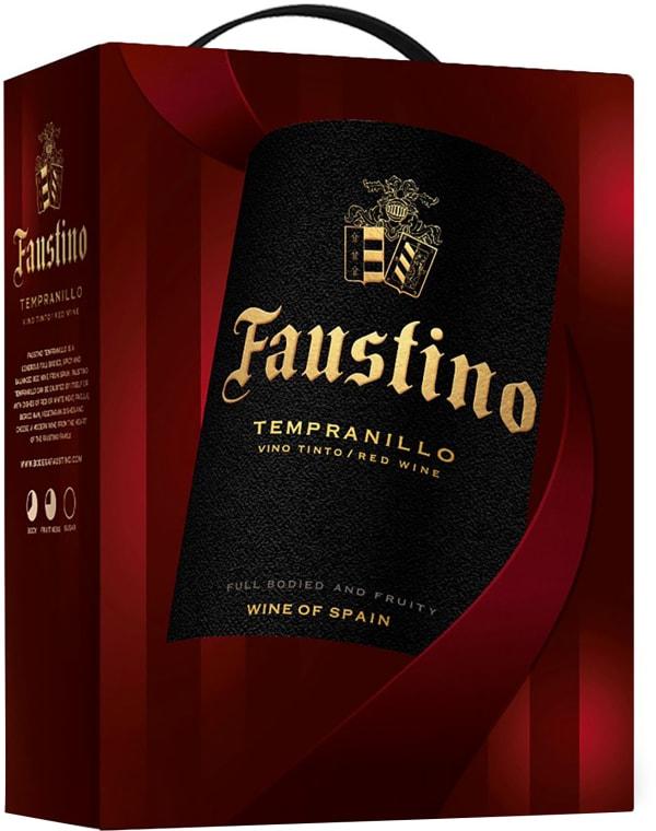 Faustino Tempranillo  hanapakkaus