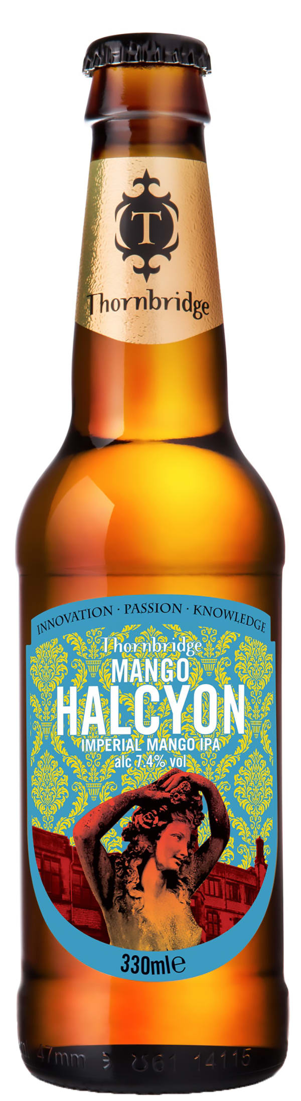 Thornbridge Halcyon Imperial Mango IPA