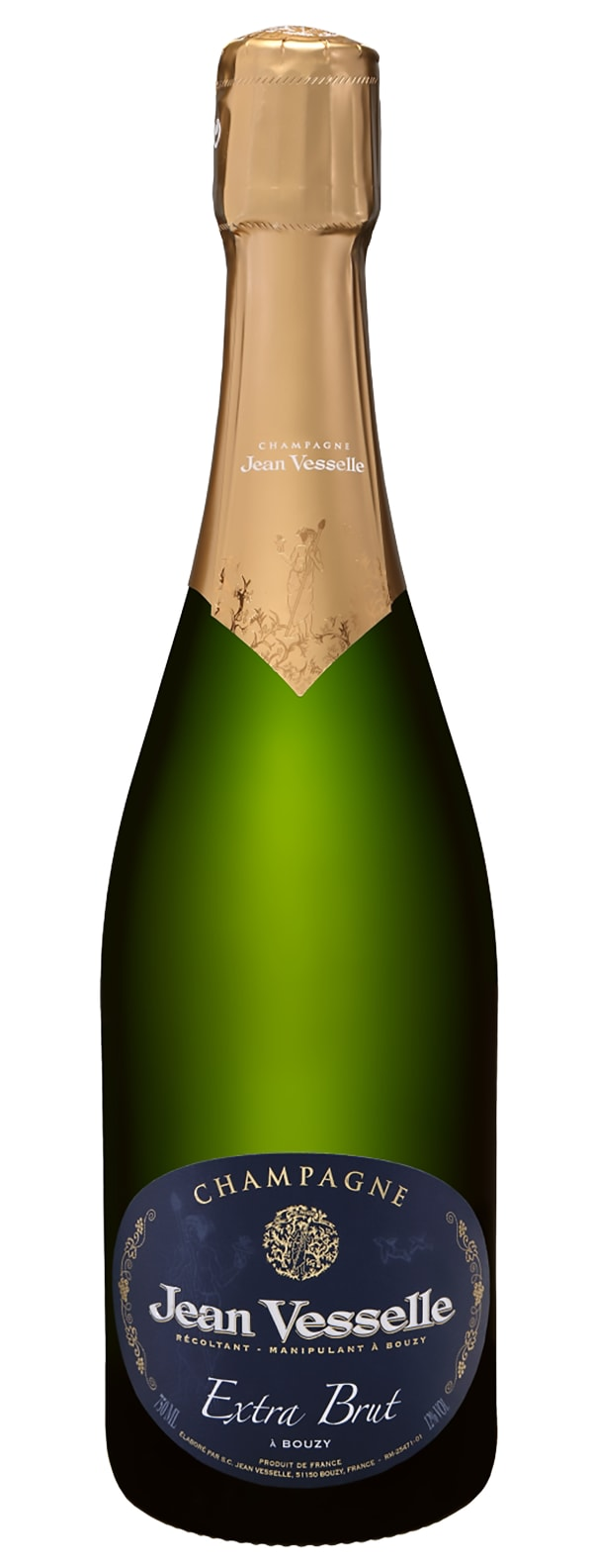 Jean Vesselle Champagne Extra Brut