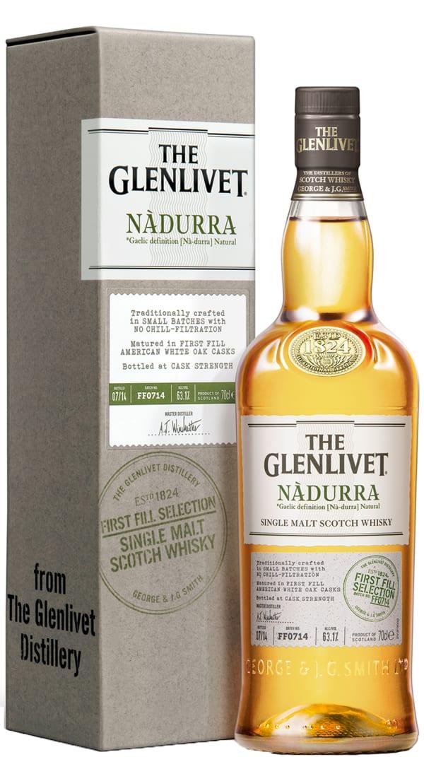 The Glenlivet Nàdurra First Fill Selection Single Malt