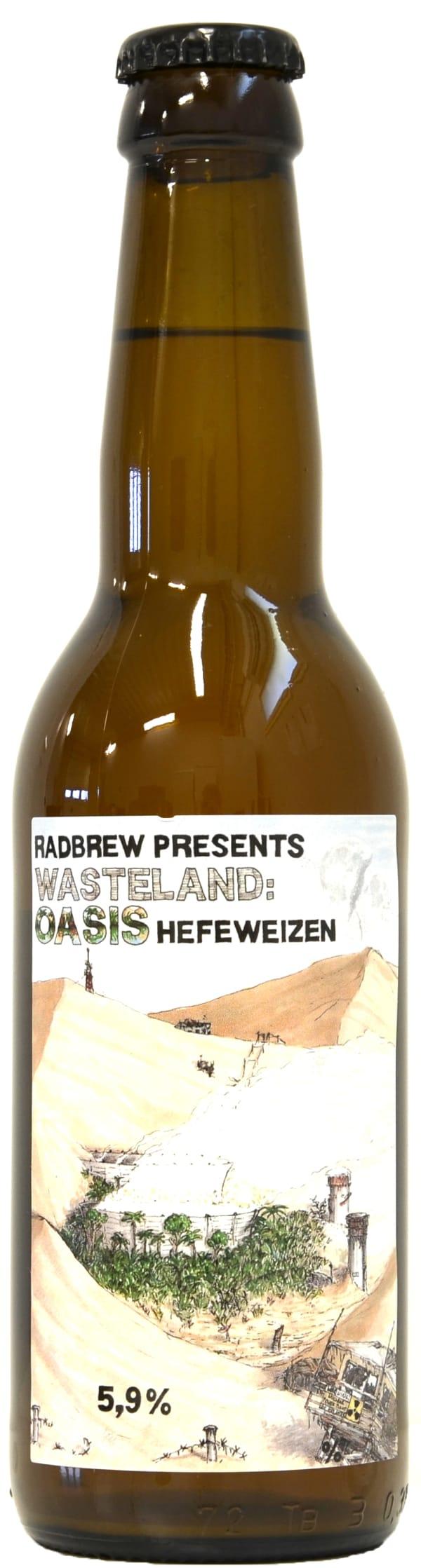 Radbrew Wasteland Oasis Hefeweizen
