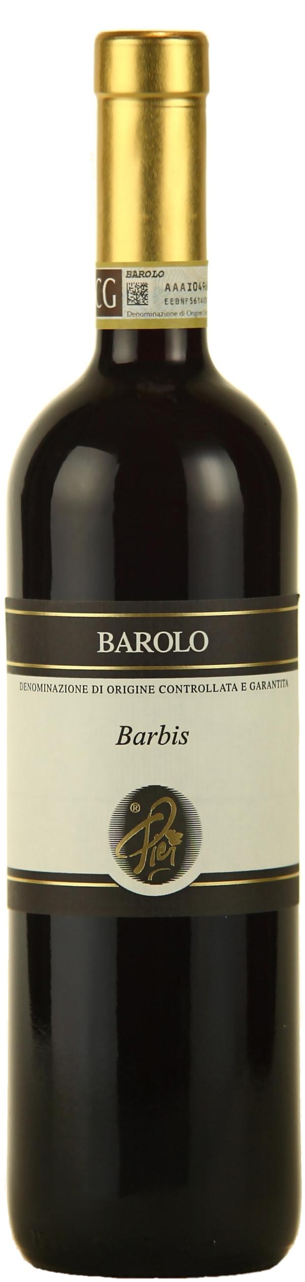 Pier Barbis Barolo 2011