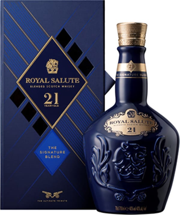 Royal Salute 21 Year Old Sapphire