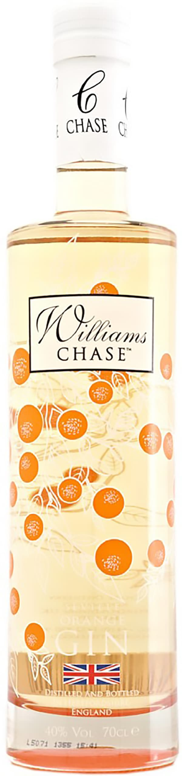 Williams Chase Seville Orange Gin