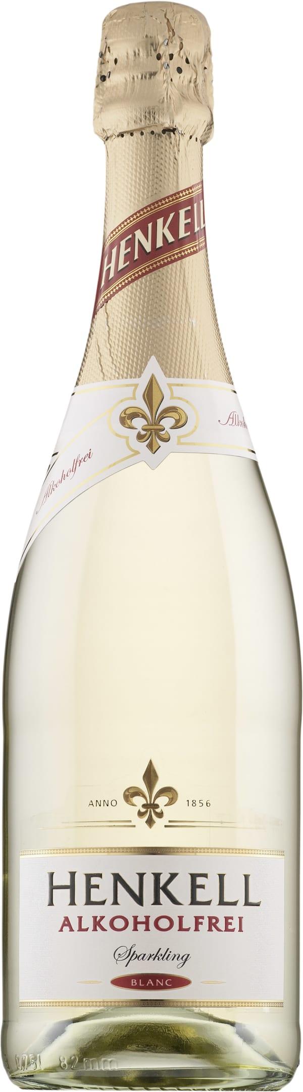 Henkell Alkoholfrei Sparkling Blanc