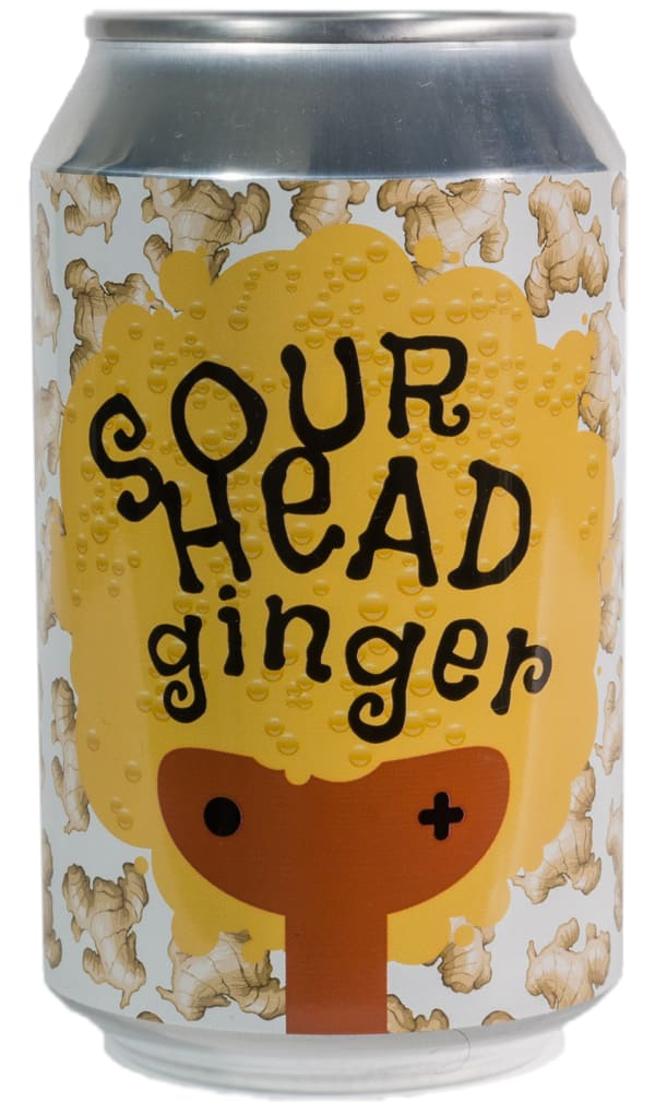 Cool Head Sour Head Ginger