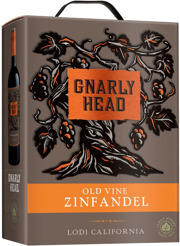 Gnarly Head Old Vine Zin 2015 hanapakkaus