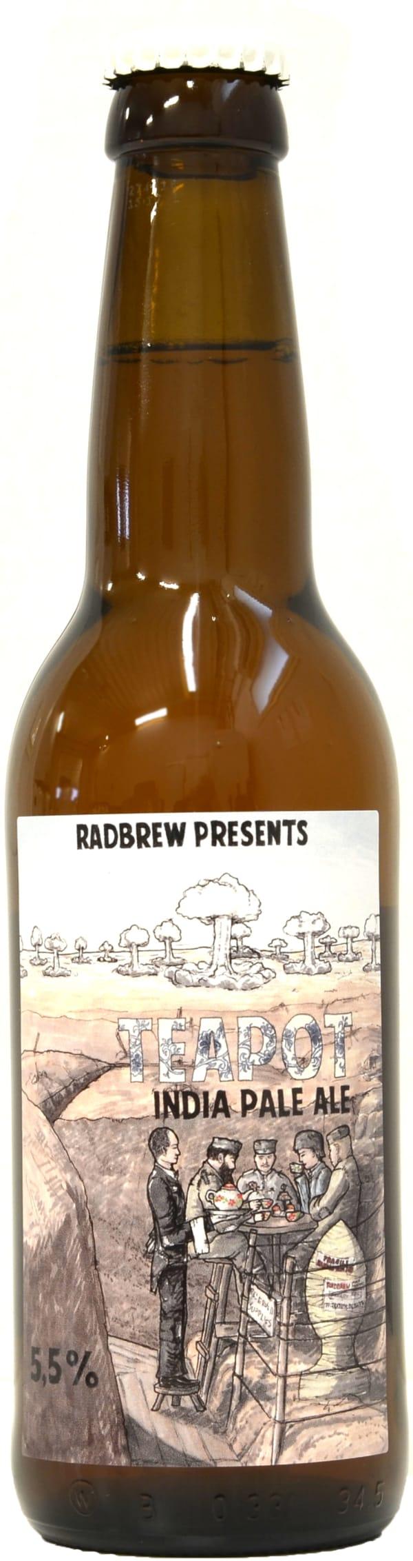 Radbrew Teapot IPA