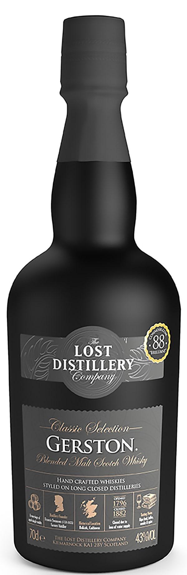 The Lost Distillery Gerston Blended Malt