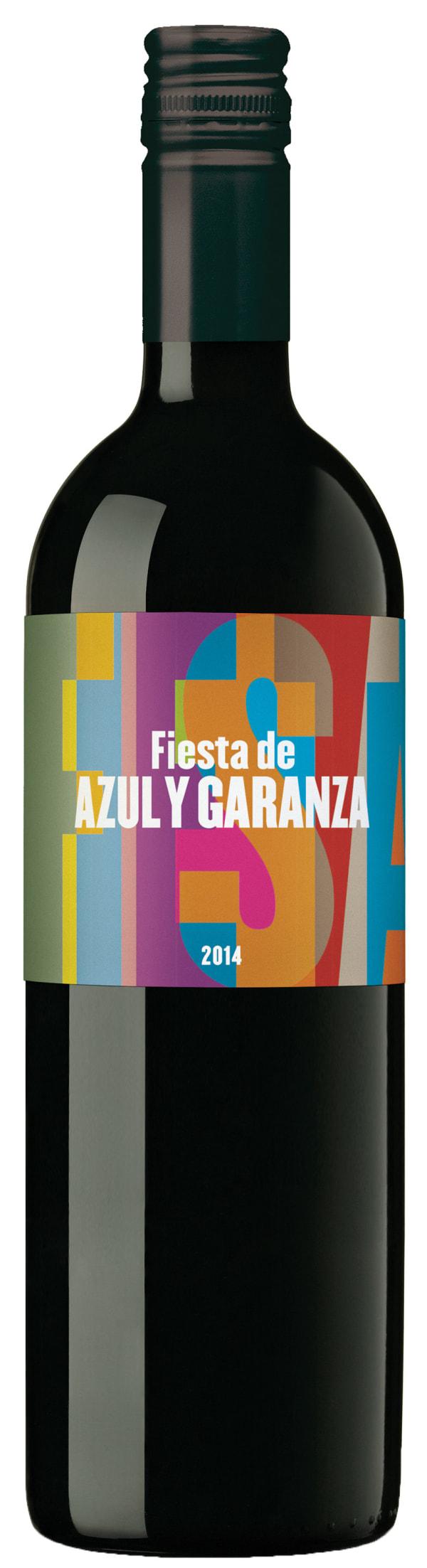 Fiesta de Azul y Garanza 2014