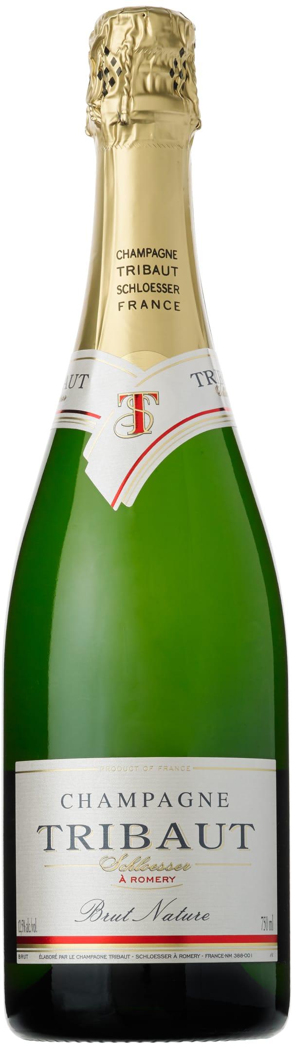 Tribaut Champagne Brut Nature