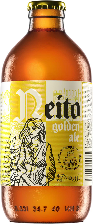 Mustan Virran Panimo Neito Golden Ale