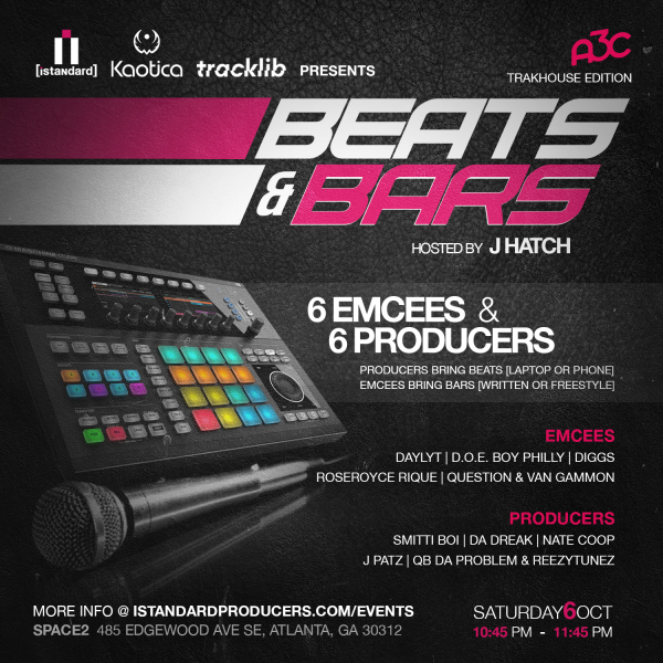 Beats & Bars Lounge [Powered by Kaotica]