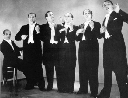 Comedian Harmonists pictures