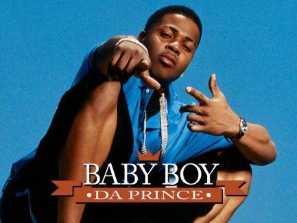 Baby Boy Da Prince pictures
