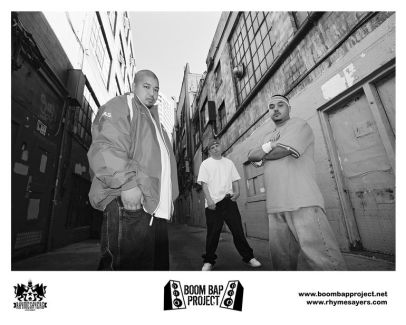 Boom Bap Project pictures
