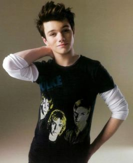 Chris Colfer pictures