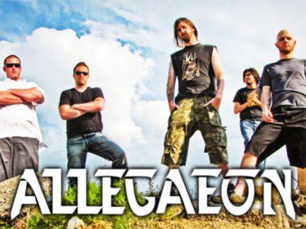 Allegaeon pictures