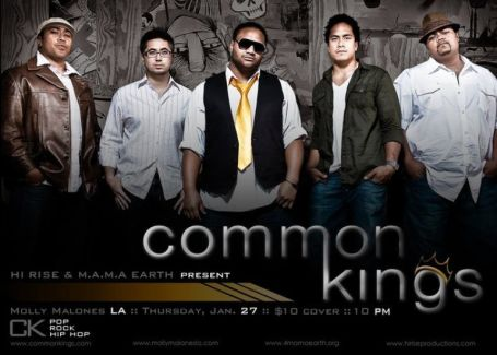 Common Kings pictures