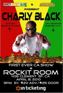 Charly Black pictures