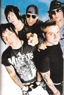 Avenged Sevenfold pictures