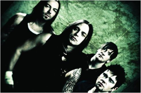 Bullet for My Valentine pictures