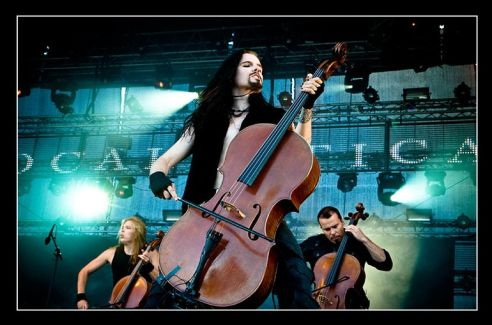 Apocalyptica pictures