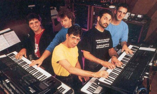 Chick Corea Elektric Band pictures