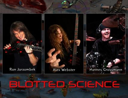 Blotted Science pictures