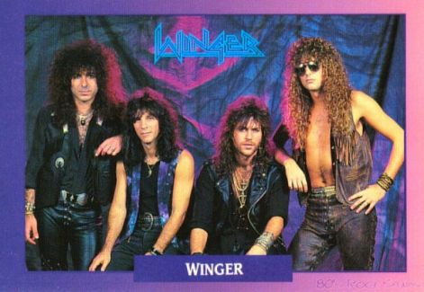 Winger pictures