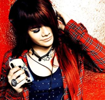 Allison Iraheta pictures