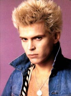 Billy Idol pictures