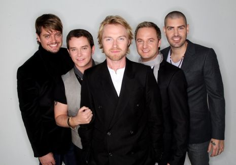 Boyzone pictures