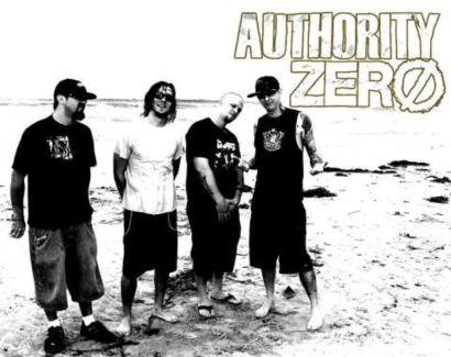 Authority Zero pictures
