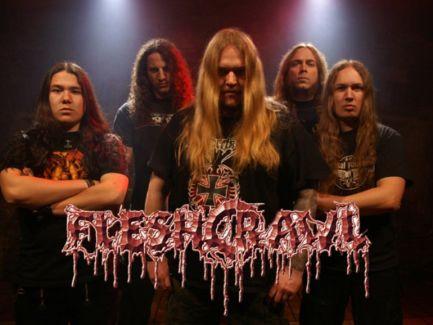 Fleshcrawl pictures