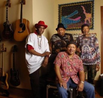 The Neville Brothers pictures