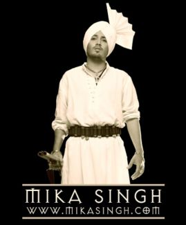 Mika Singh pictures