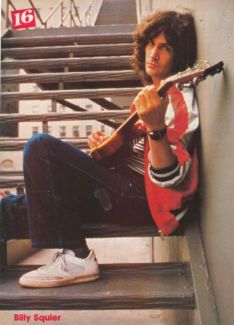 Billy Squier pictures