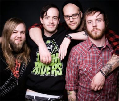 Cancer Bats pictures