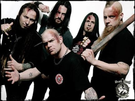 Five Finger Death Punch pictures