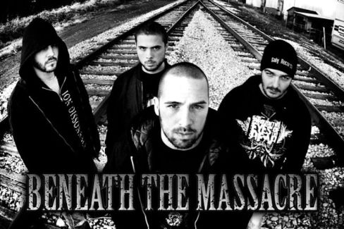 Beneath the Massacre pictures