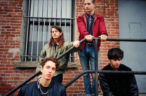 Beach Fossils pictures