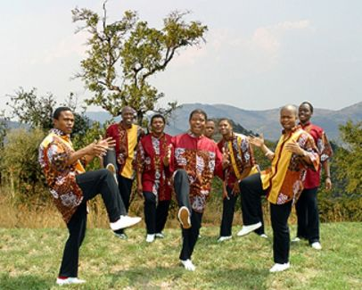 Ladysmith Black Mambazo pictures