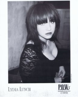 Lydia Lunch pictures