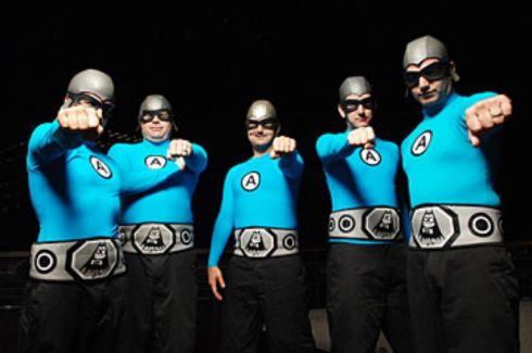 The Aquabats pictures