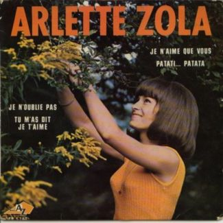 Arlette Zola pictures